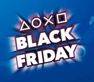 Black Friday en la store de Play Station 4
