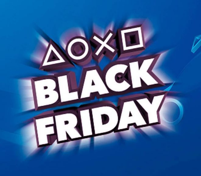 Black Friday en la store de Play Station 4