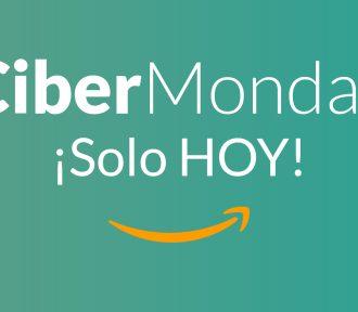 Ciber Monday ¡Sólo hoy! Hasta 69% de descuento
