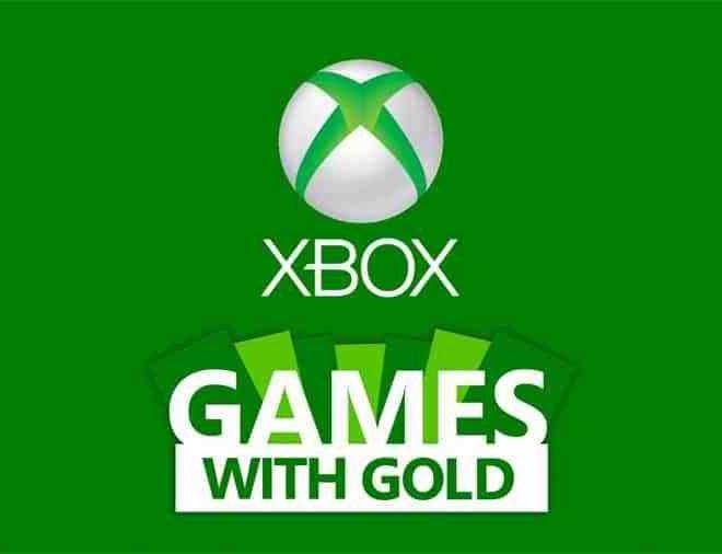 Anunciados los Game with Gold de enero 2019