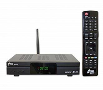 IRIS 9800 HD – Receptor de TV por satélite: Análisis, características y opinión