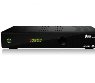 IRIS 9800 HD Combo – Receptor de TV por satélite y TDT: Análisis, características y opinión