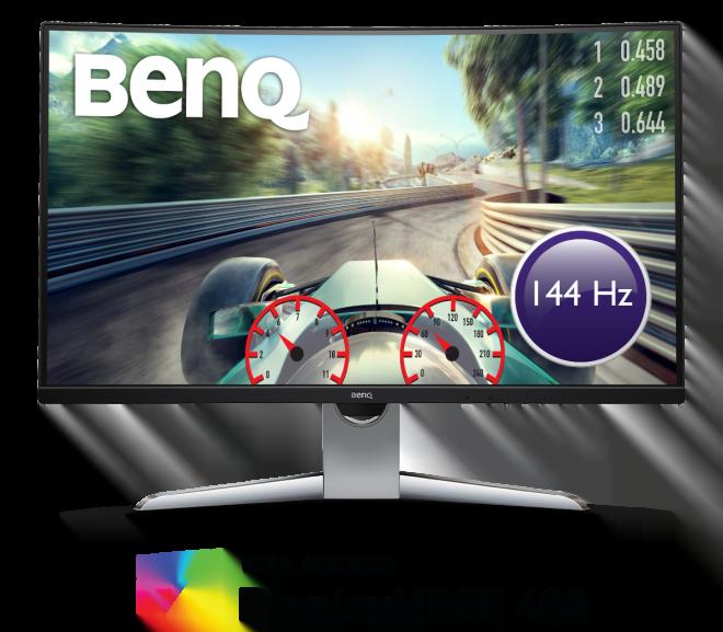 BenQ EX3203R , análisis: características, especificaciones y opinión