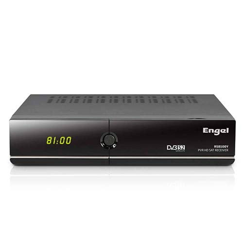 Engel RS8100Y – Receptor de TV por satélite: Análisis, características y opinión
