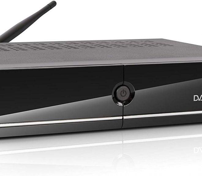 Engel RS8100HD – Receptor de TV por satélite: Análisis, características y opinión