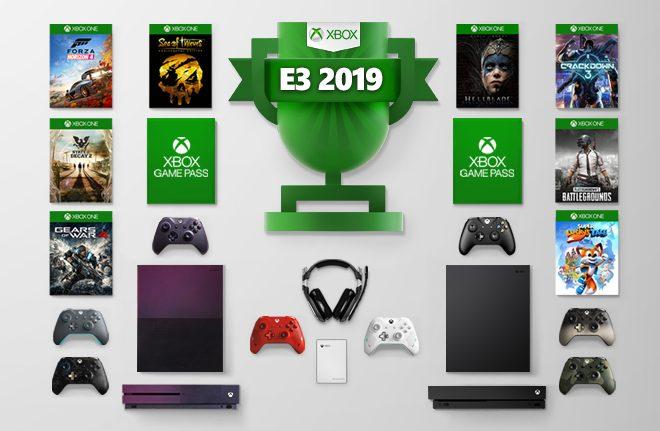 Ofertas E3 2019 para Xbox
