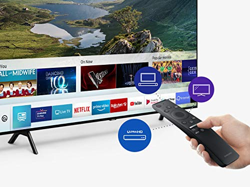 Samsung 55Q70R modelo QLED QF70R y su sistema Smart TV Tizen 5.0