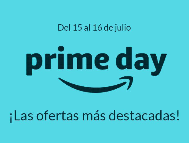 Ofertas más destacadas Prime Day Amazon