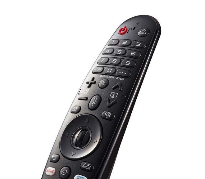 LG Magic Control AN-MR19BA, análisis: características, especificaciones y opinión