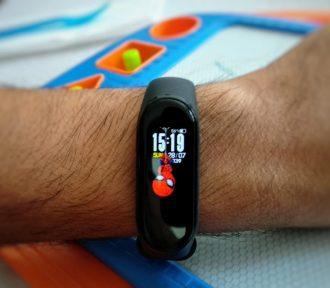 Xiaomi Mi Band 4 unboxing y primeras impresiones