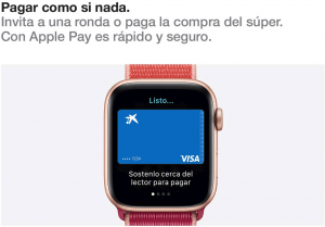 Apple Watch Series 5 pay