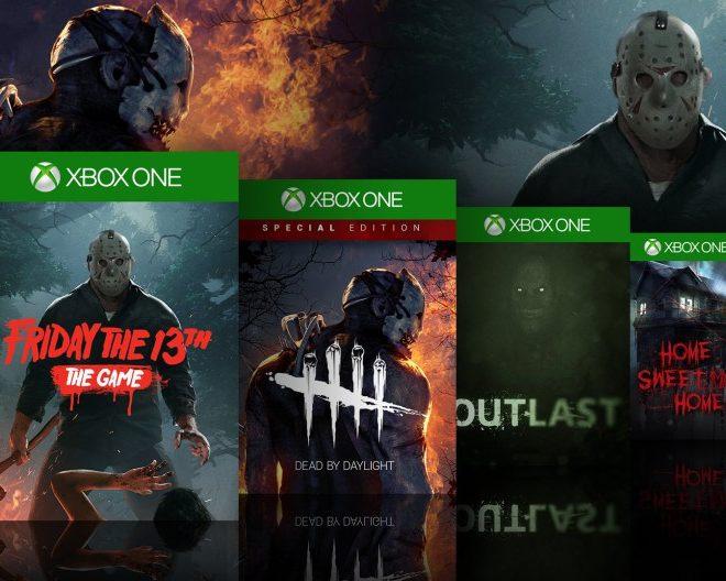 Ofertas por Halloween en Xbox