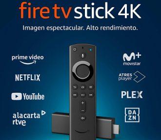 Amazon Fire TV Stick 4K con mando por voz Alexa, análisis: características, aplicaciones y opinión