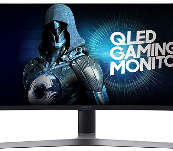 """Samsung C49RG90 – Monitor Curvo Gaming 49"""", análisis: características, especificaciones y opinión"""