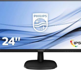 Philips 243V7QDSB/00, análisis: características, especificaciones y opinión – Review 243V7QDSB/00