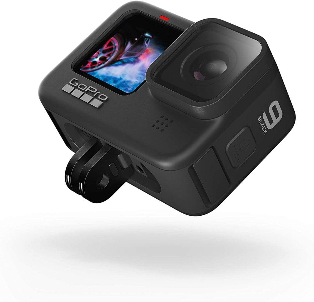 Diseño GoPro Hero 9 Black