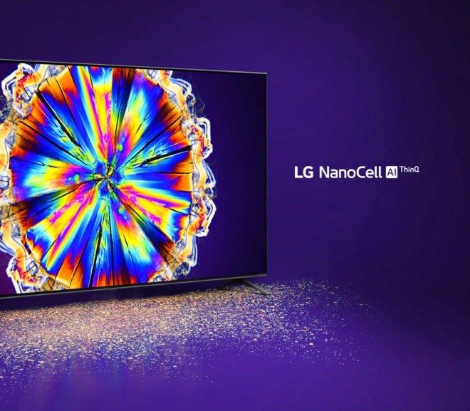 LG 55NANO806NA, análisis: características, especificaciones y opinión – Review Serie NANO80