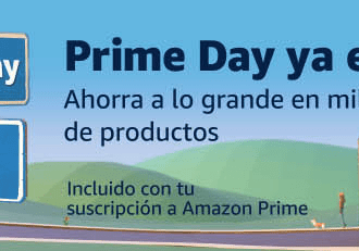 ¡Mejores Ofertas! Amazon Prime Day. 13 y 14 de Octubre (Actualizado)