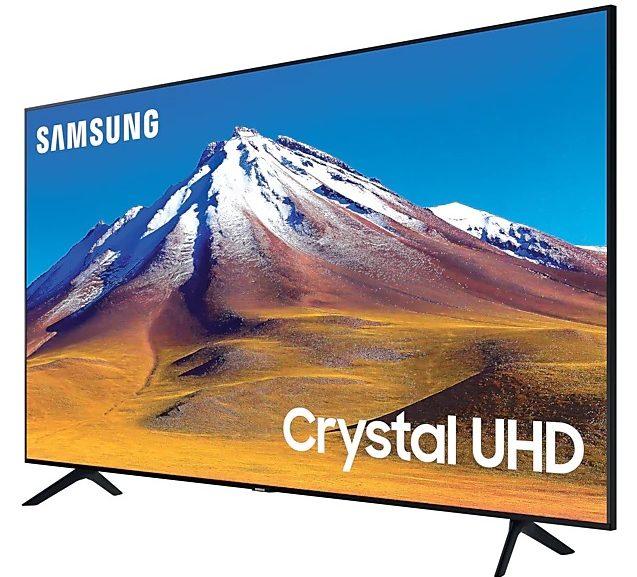 Samsung Crystal UHD 2020 43TU7095, análisis: características, especificaciones y opinión