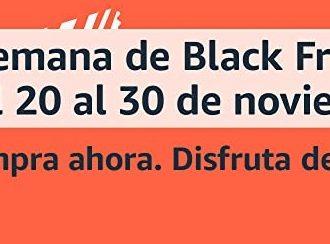 ¡Última hora! Mejores ofertas del Black Friday en Amazon (actualizado)