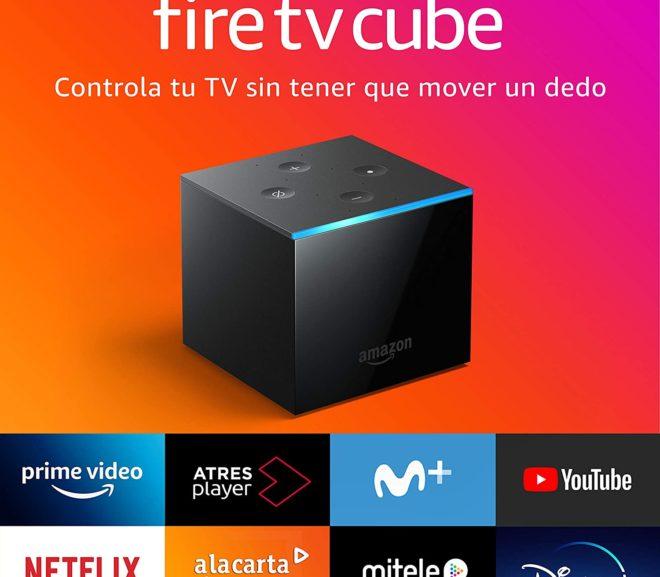 Amazon Fire TV Cube, análisis: características, aplicaciones y opinión