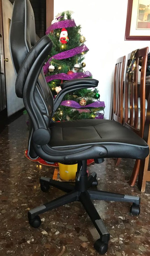 Silla gaming Drift DR75 lateral