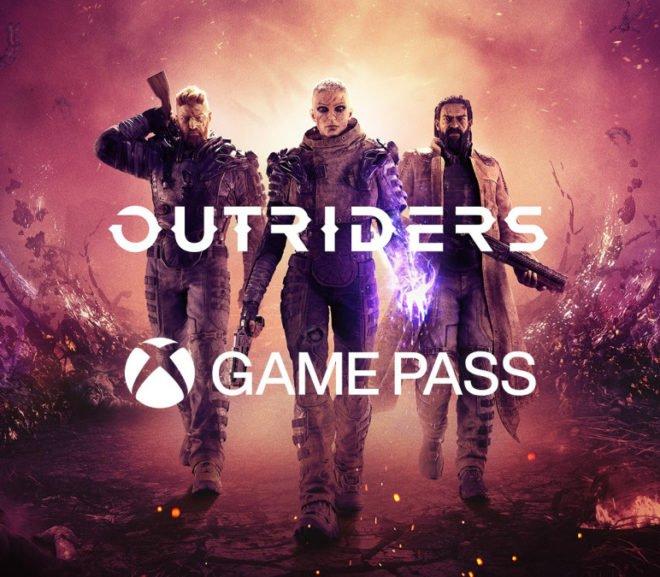 Outriders día 1 al Xbox Game Pass, FPS Boost y más