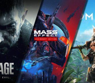 Lanzamientos para Xbox Series X S y One de mayo de 2021