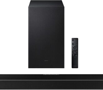 Análisis barra de sonido Samsung HW-Q600A