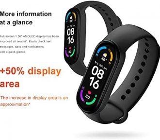 Xiaomi Mi Smart Band 6 NFC, análisis: características, especificaciones y opinión